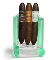 Gurkha Crystal Kraken box of 3