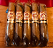 Arturo Fuente Hemingway Between the Lines 5 Pack